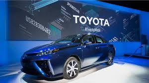 toyota worldwide toyota to share fuel cell vehicle patents free of charge