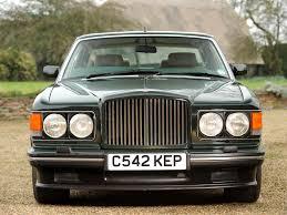 bentley brooklands 1997 bentley turbo r 1985 u20131997 wikiautos ru