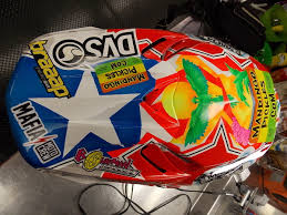 custom motocross helmet custom painted helmet thread moto related motocross forums