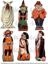 vintage halloween clipart many interesting cliparts