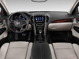 Cadillac Ats Coupe Interior 2016 Cadillac Ats Interior U S News U0026 World Report