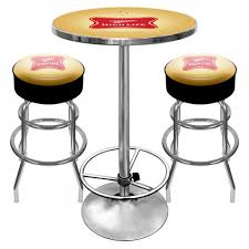 High Bar Table And Stools High Life Bar Stools U0026 Table Set