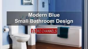 modern small bathroom design youtube