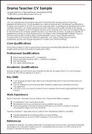 Example Of Teaching Resume by To Make A Teaching Resume