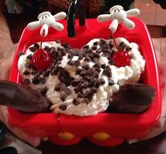Mickeys Ice Cream Sundae Sink The DIS Disney Discussion Forums - Kitchen sink ice cream sundae