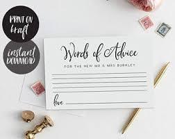 Words Of Wisdom Cards Words Of Wisdom Etsy