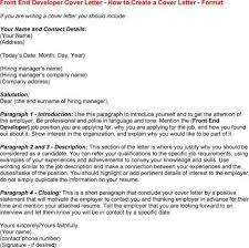 apple developer cover letter