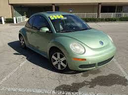 volkswagen green 2006 volkswagen beetle green youtube