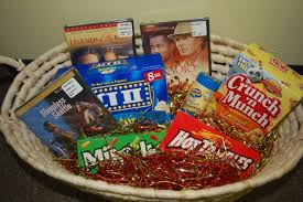 Movie Basket Ideas Silent Auction Easter Seals Ucp Stepping Stones Children U0027s