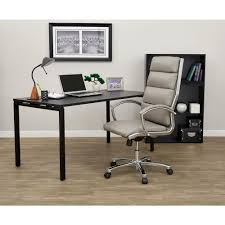 White Faux Leather Chair Work Smart White Faux Leather Executive Office Chair Fl5380c U22