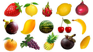 learn names of fruits and vegetables for kids drawing fruits and