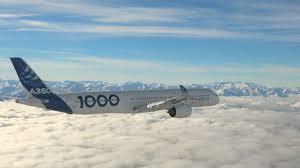xtra xtra airbus u0027 a350 1000 jetliner completes its historic