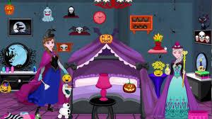 jeux de nettoyage de chambre et les meilleures nettoyage gelé des jeux princesse chambre disney