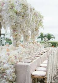 Long Table Centerpieces Wedding Reception Decoration Long Tables Belle The Magazine