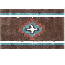 Bathroom Rugs Ideas Colors Amazon Com Veratex Pueblo Collection Modern Contemporary