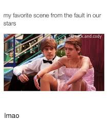 Fault In Our Stars Meme - 25 best memes about the fault in our stars the fault in our