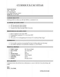 Resume For Technical Jobs by Examples Of Resumes 85 Excellent Example A Resume For Job Basic