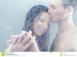 couples shower loving in shower stock photo image of 34036032