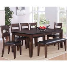 Dining Room Discount Furniture Dining Room Dining Room Sets Maldives 2360 6 Pc Dining Set At