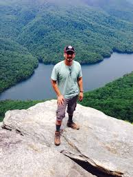 table rock mountain sc table rock pickens county south carolina the top of the