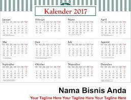 Gambar Kalender 2018 Lengkap Free Kalender 2017 Editable Pdf Corel Hd Lengkapmasbadar