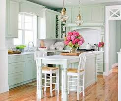 green white kitchen 135 best green kitchens images on pinterest contemporary unit