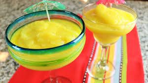 mango margarita recipe frozen mango margarita receta facil para el calor youtube