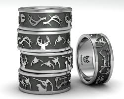 Mens Hunting Wedding Rings by 24 Best Images About Brent On Pinterest Duck Tattoos Deer And Ducks