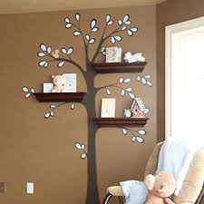 Nursery Tree Wall Decal Nursery Tree Wall Decal Sticker For Use With Wall Shelf For Wall