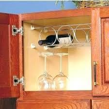 wine bottle cabinet insert wine racks wine rack insert for cabinet chic wire wine rack