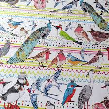 recycled birds wrapping paper three sheets by palace
