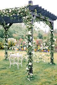 wedding arbor used wedding ceremony arbor and backdrops ideas trendy