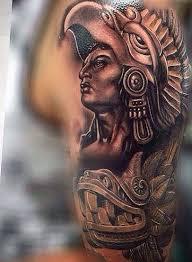 aztec tattoo images u0026 designs
