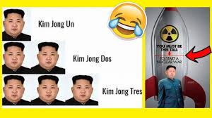 Kim Jong Il Meme - funniest kim jong un jokes north korea memes youtube