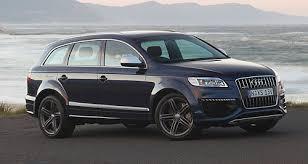 audi q7 w12 diesel v12 tops upgraded audi q7 range goauto