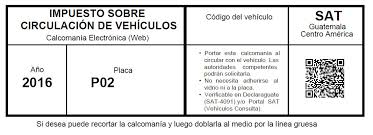 pago de impuesto vehicular en linea volver a imprimir el pago del impuesto de circulación la sat lo aclara