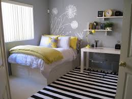 catchy grey and yellow bedding by awesome ideas study room by grey