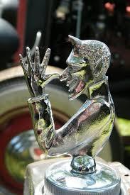 goblin ornament rod cars bikes pin up