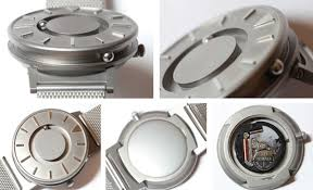 Wrist Watch For The Blind This Stylish Watch Lets Blind People Feel Time
