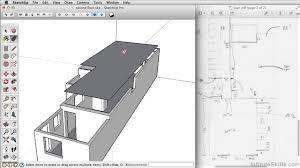 tutorial google sketchup 7 pdf sketchup 2013 tutorial creating the second floor youtube