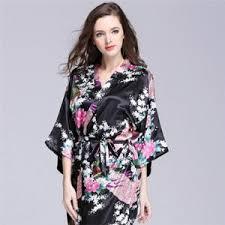 kimono robe de chambre kimono femme achat vente kimono femme pas cher cdiscount