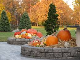 Home Decor For Fall - exterior designing the outdoor decorations for fall style
