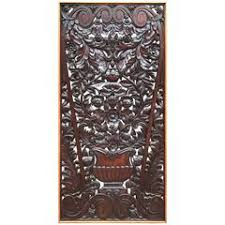 carved wood wall panels 47 for sale on 1stdibs