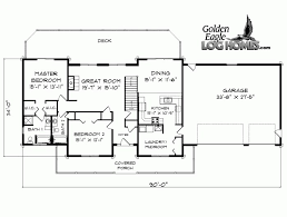 golden eagle log and timber homes floor plan details tennessee