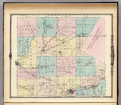 Maps Of Wisconsin by Map Of Outagamie County State Of Wisconsin David Rumsey