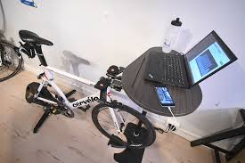 Diy Bike Desk The Podium Trainer Desk In Depth Review Dc Rainmaker