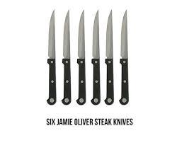 jamie oliver vintage design 56pc cutlery set grabone store