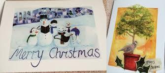 uk christmas cards