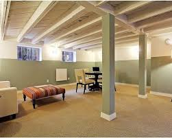 basement ceiling drywall install basement ceiling camouflage