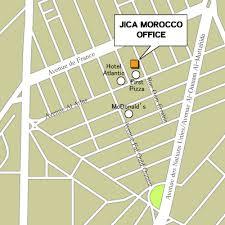 land pattern en francais jica morocco office morocco about jica jica